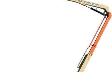 Nacelle à flèche articulée 1250AJP