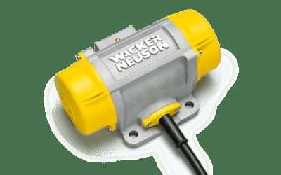 Vibrateur externe pour compactage du béton