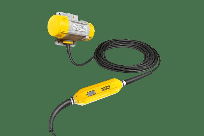 vibreur béton pour compactage