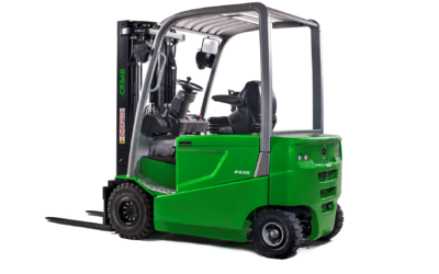 Chariot frontal électrique B620-650