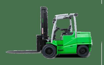 Chariot frontal électrique B860-885
