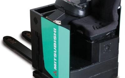 Transpalette électrique à conducteur porté assis PBSN