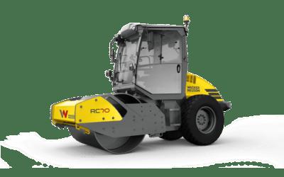 Compacteur de sol monobille RC70