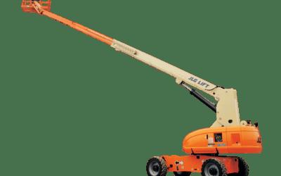 Nacelle à flèche télescopique Série 800