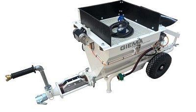 Pompe à vis moteur électrique TP5