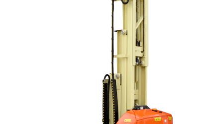 Nacelle à mat vertical Toucan 8-10E L