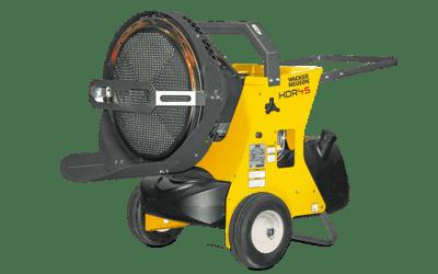 Réchauffeur air combustion directe HDR45