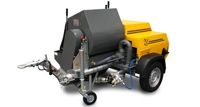 Pompe à piston remorque diesel P13