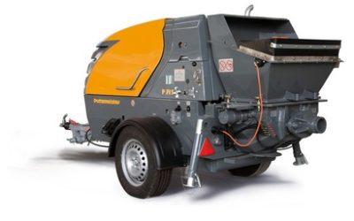 Pompe à piston remorque diesel P715