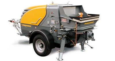 Pompe à piston remorque diesel P718