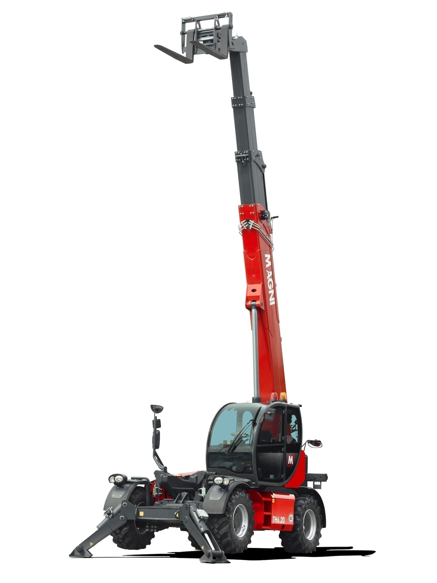 Chariot élevateur TH-6.20