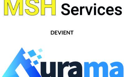 MSH Services devient Aurama
