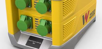 Convertisseur de fréquence portable léger fuh35