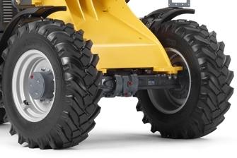 chargeuse sur pneus wl54 pneus