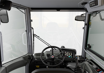 dumper dual view 60 confort cabine