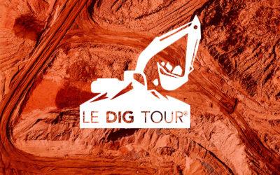 Aurama était présent au DIG TOUR de Lyon