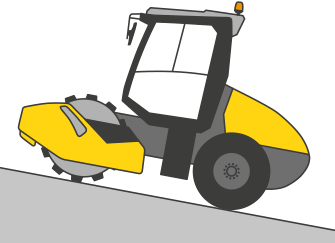 rouleau compresseur rc70